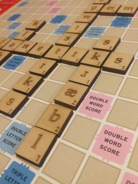 IPA Scrabble set