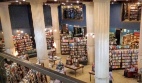 last bookstore LA plan