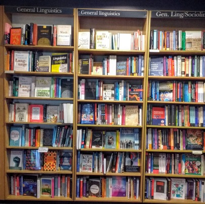 waterstones general linguistics