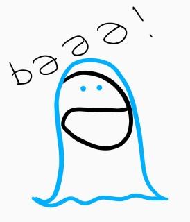 schwa ghost