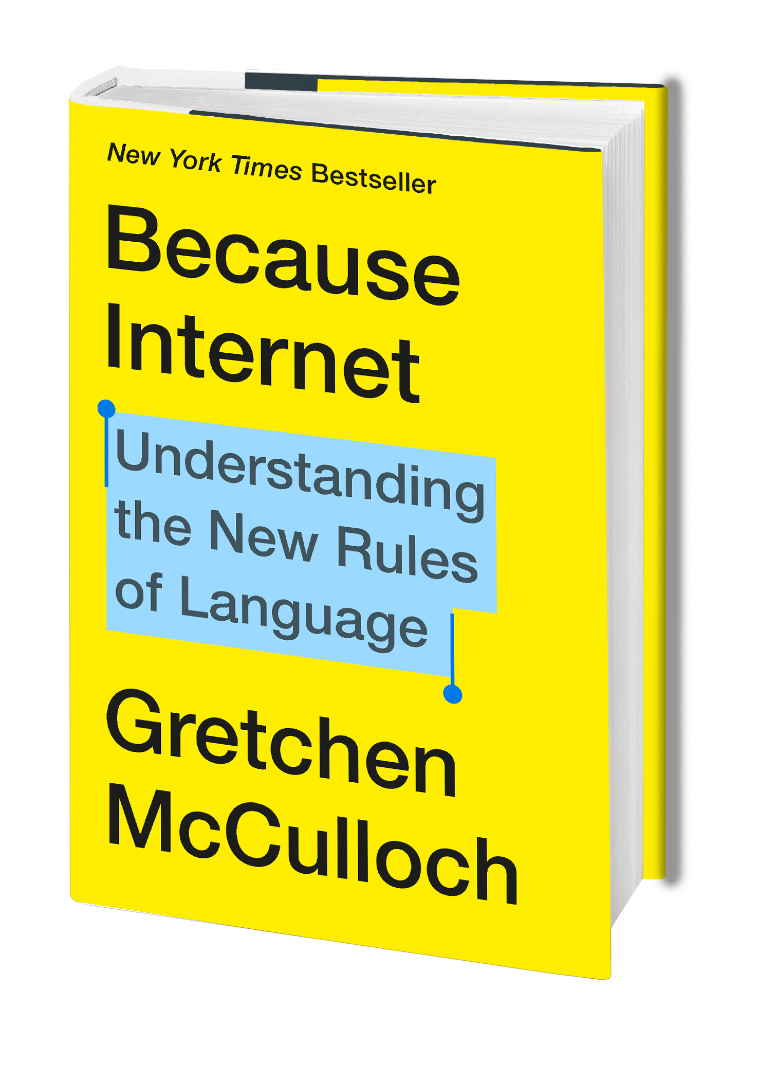 Because Internet: Understanding the New Rules of Language (New York Times bestseller)
