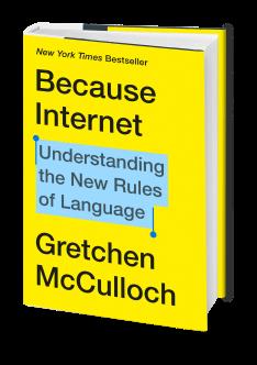Because Internet 3D Hardcover bookshot